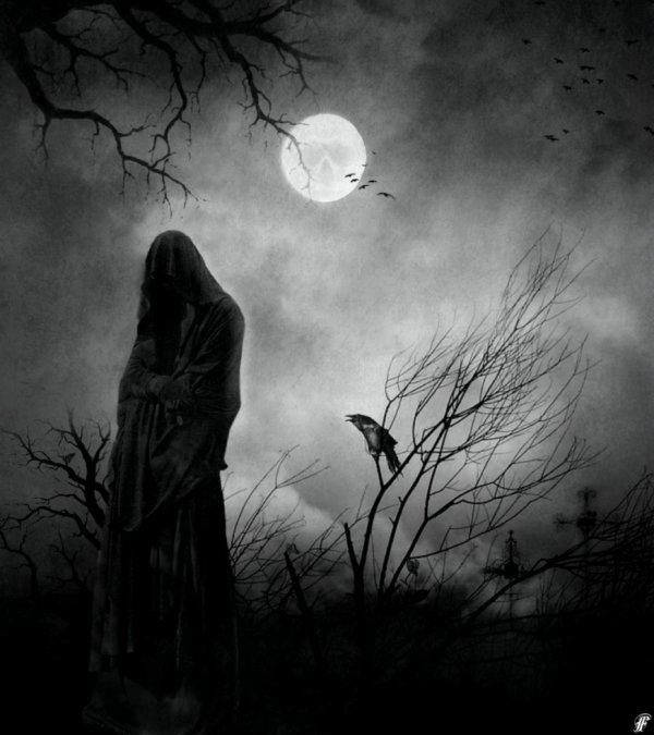 Il n'y a que la mort qui soit vivante dans ce singulier monde qu'on appelle la vie !