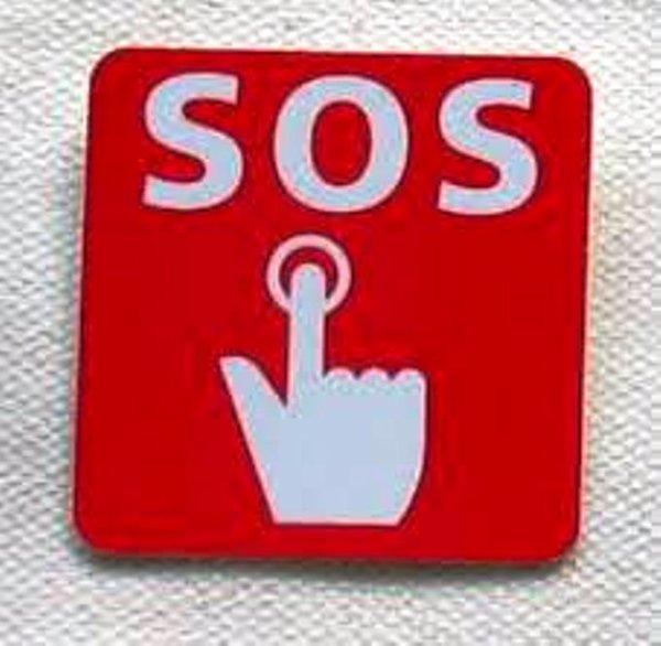 je lance un SOS