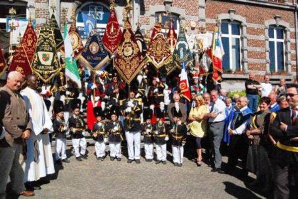 honneur au marcheur de l entre Sambre et Meuse demain a Gerpinne