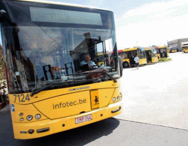 Enfer pour les voyageurs: la grève des TEC Liège-Verviers s'étend aux TEC Charleroi