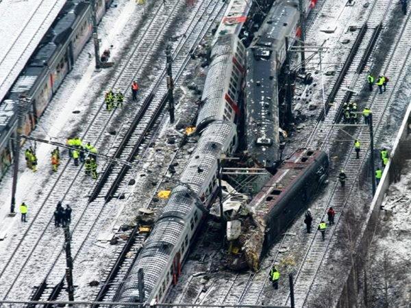 accident de train bizigun 4 ans déjà  et une semaine