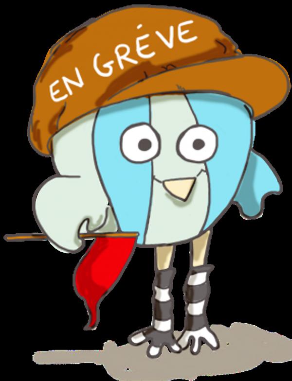 attention ces gréve national en Belgique
