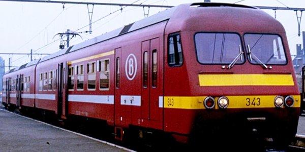 attention risque de grevé de train ce 23 avril