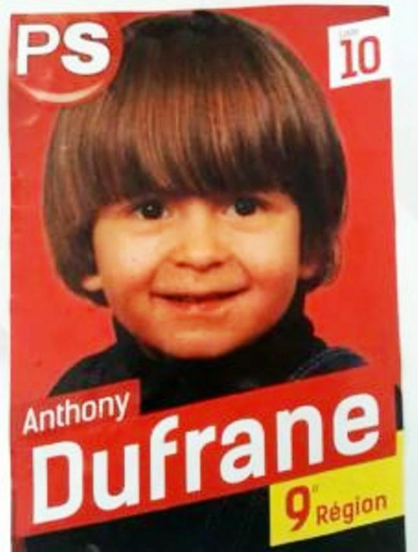 voter  Anthony Dufrane (PS Hainaut)