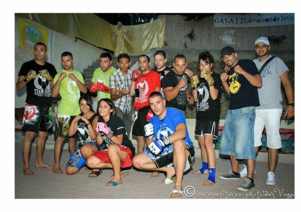 TEAM SOREL / DA RUA CAPOEIRA