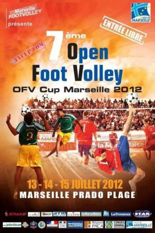 Demo a OPEN DE FOOT VOLLEY avec le TEAM SOREL