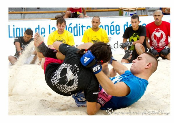 demo open de foot volley