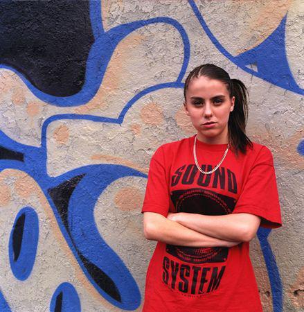 Lady Sovereign star du rap mondial