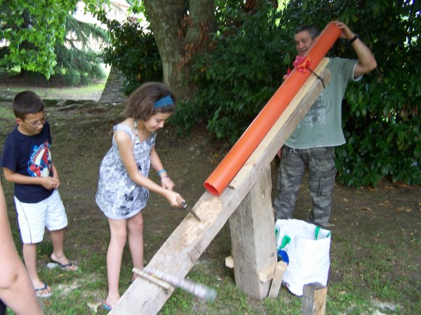 KERMESSE ÉCOLE DE SAGELAT DU 30 JUIN 2012