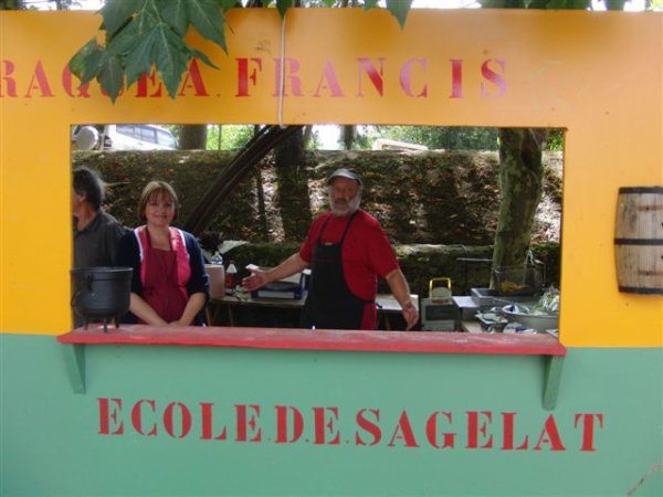QUELQUES PHOTOS DE LA FÊTE DE SAGELAT DU 26 AOUT 2012