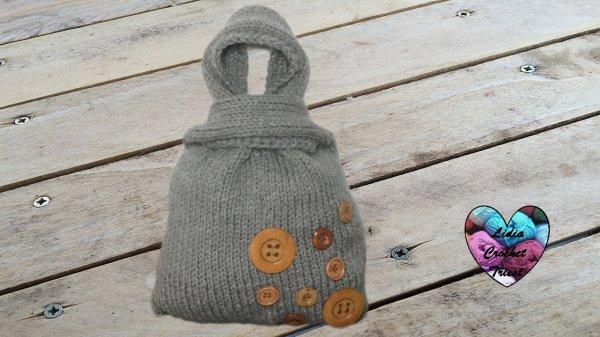 Jouet éléphant bébé Amigurumi crochet / Sonajero elefante crochet