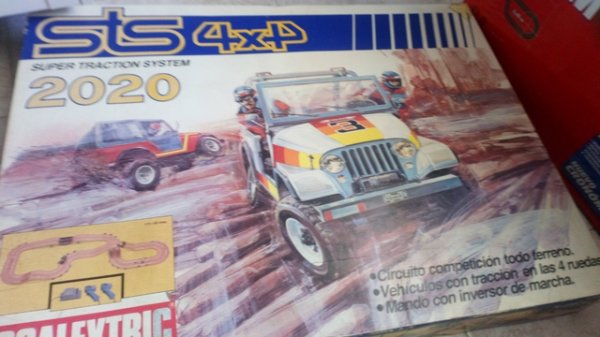 STS 4X4