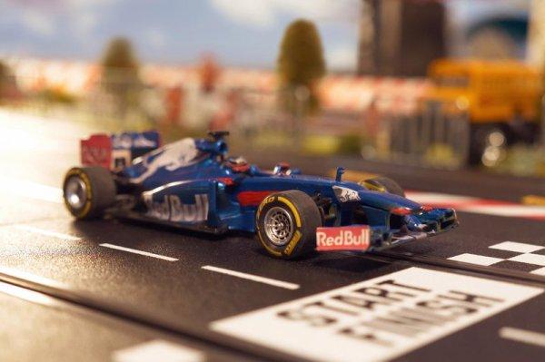 F1 AU DEPART