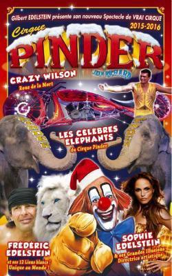 Le Cirque Pinder est de retour à Paris !