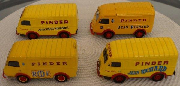 LA FOURGONNETTE LEGERE : Renault 1000 Kg Pinder