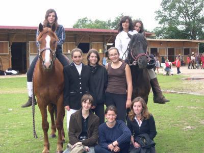centre equestre les sablons