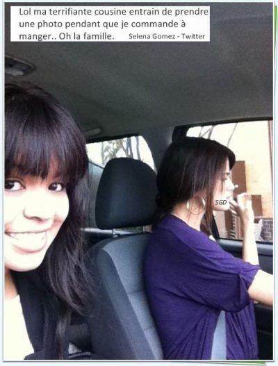 Selena's Twitter