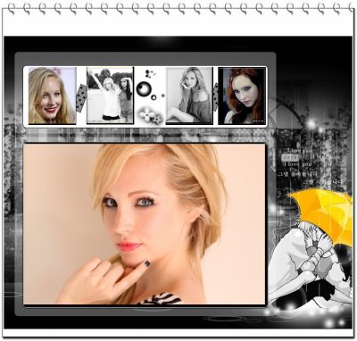 candice accola montage