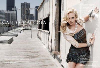 Candice Accola photoshoot partie 2