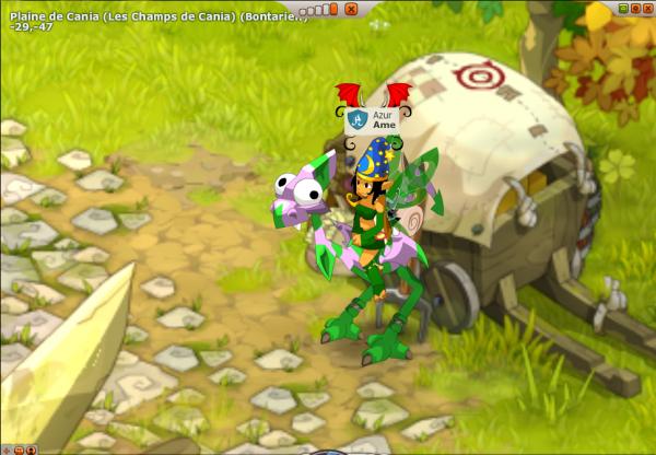 une guilde, une nouvelle classe pour PvP