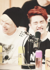 KaiSoo : Those beautiful red lips