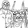 """Boss et le gang des """"Mamma Aiuto"""""""