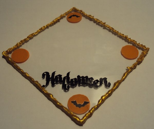 DECO DE TABLE ALLOWEEN