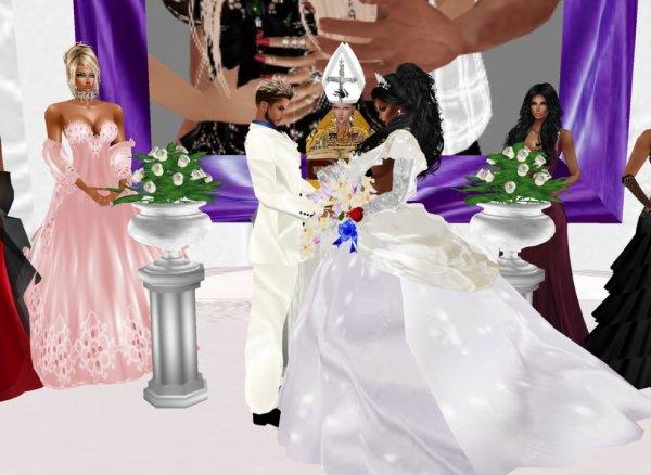 NOS 1 AN DE MARIAGE