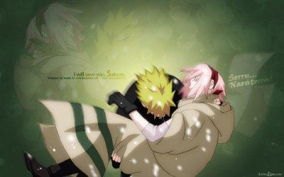 Naruto le protecteur de Sakura.L'amour de Naruto est-il sincère?