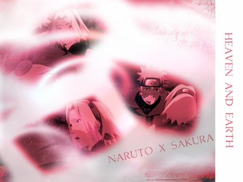 Naruto+Sakura=Narusaku