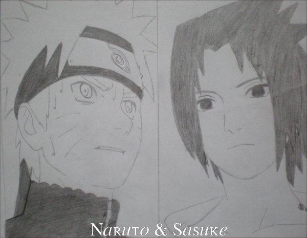 Nouveau dessins naruto sasuke les retrouvailles sakura naruto school fic by mistik 39 - Dessins naruto ...