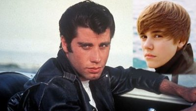 "Justin Bieber : Il veut faire un remake de ""Grease"" avec Miley Cyrus !"