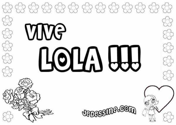 Lola Un Prenom Bienvenue Dans Le Blog De La Lolità