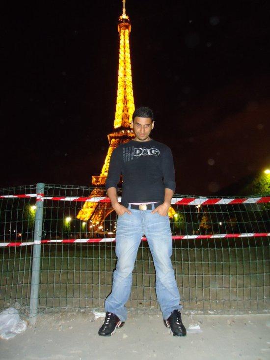 paris by night..