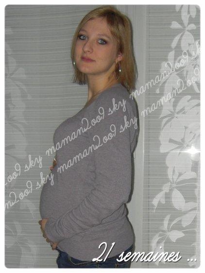 mon bidon 21 semaines de grossesse doudou 39 s famiily. Black Bedroom Furniture Sets. Home Design Ideas