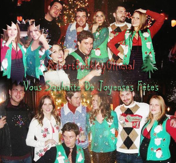 Joyeuses Fêtes A Tous !!!