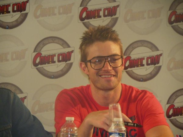 Rob at Comic Con in Paris!