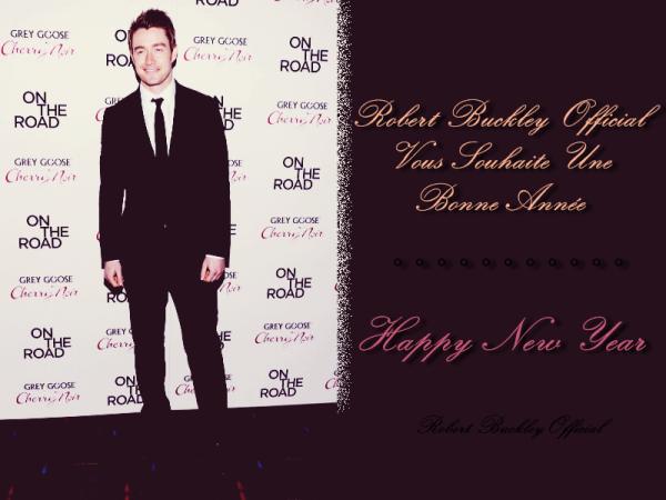 Happy New Year // Bonne Année!!