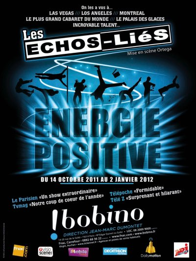 Les ECHOS-LiéS à BOBINO dès le 14 Octobre