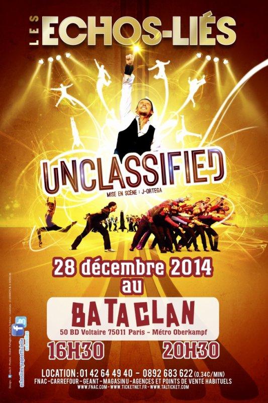 Les Echos-Liés Au Bataclan le 28 Décembre 2014