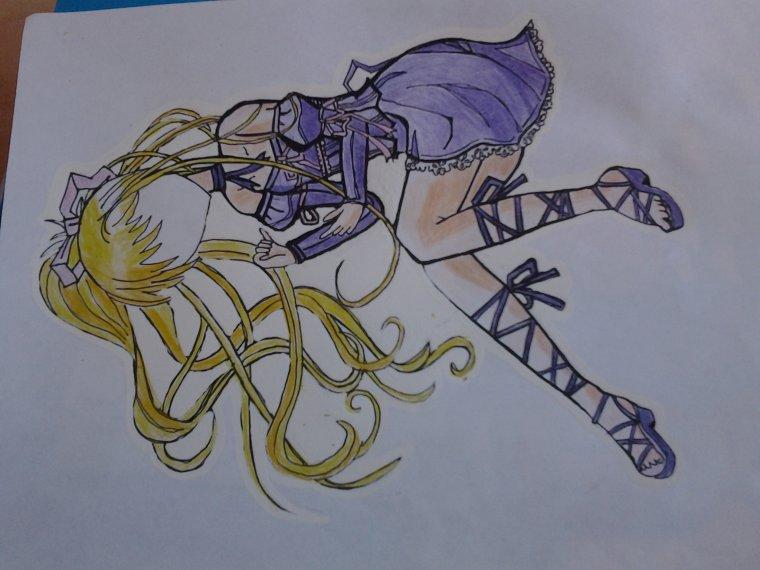 nouveau dessin ( étape par étape)