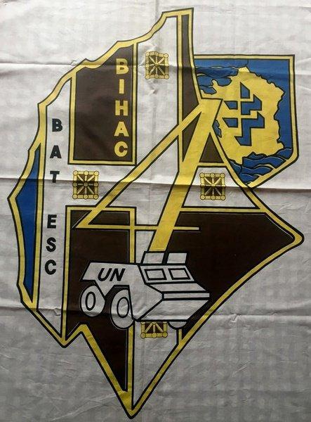 Souvenir BAT ESC/5ème Régiment d'Infanterie BIHAC 1994