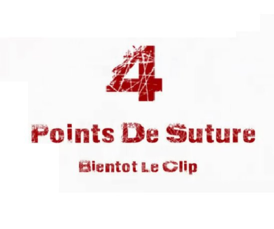4 Point D'suture