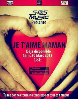 "Lyrics "" Je T'aime Maman """
