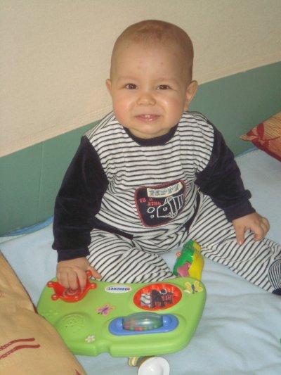 mon neveu bebe