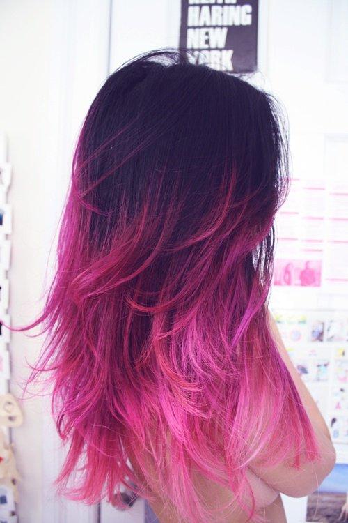 Je change de couleur capillaire!!!!!