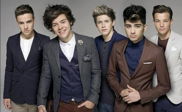 One direction 3 amazing years