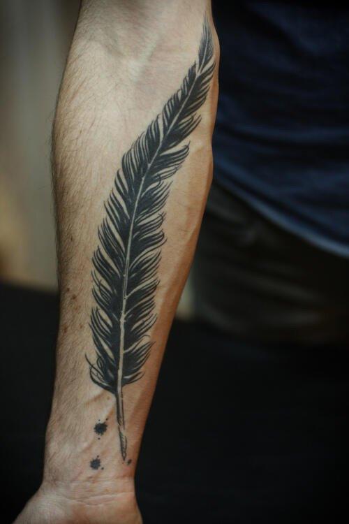 Le nouveau tatouage de liam