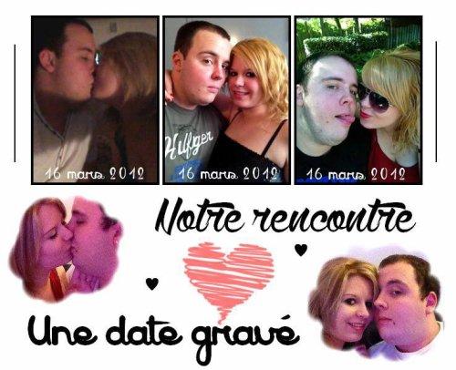 NOTRE RENCONTRE / l'HOMME DE MA VIE TOUT SIMPLEMENT