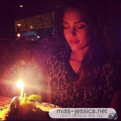 28 avril,magnifique journée pour Jess'